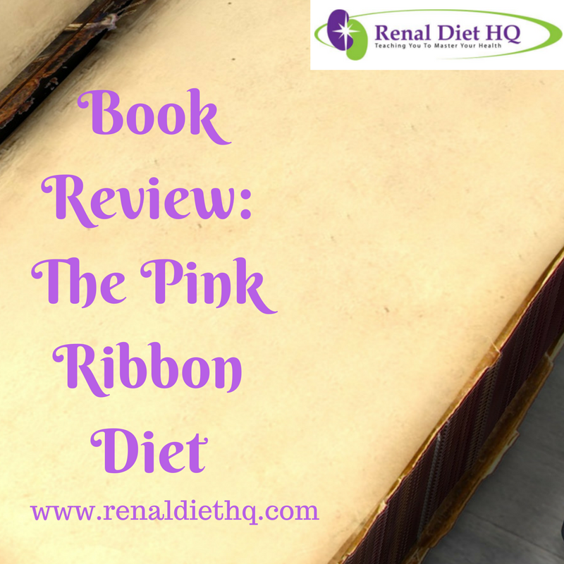 Book Review: The Pink Ribbon Diet