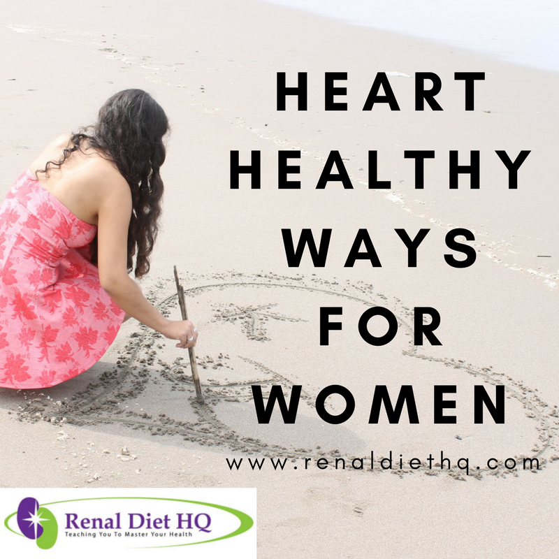 Heart Healthy Ways For Women