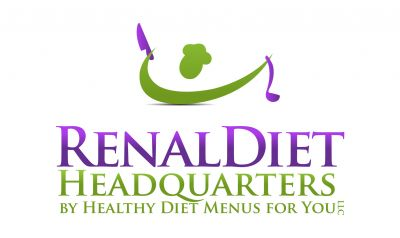 Making A 1800 Calorie Renal Diet