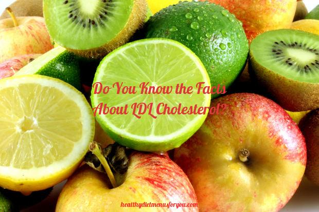 The Facts About LDL Cholesterol