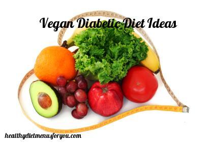 1800 Calorie Meal Plan for Vegan Diabetic