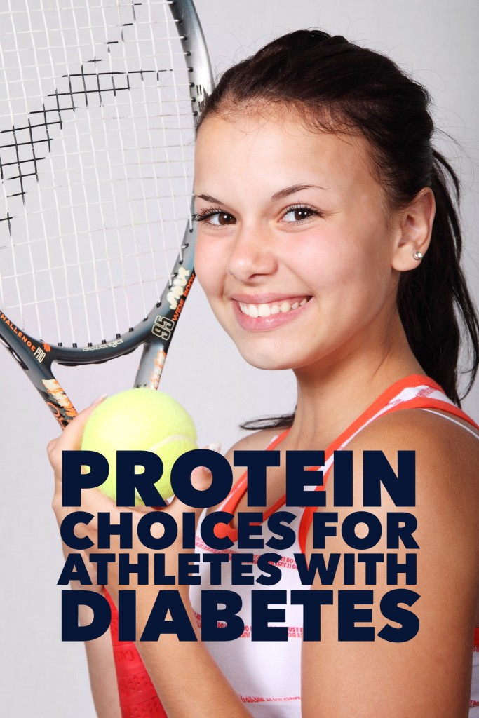 Smart Protein Choices for Athletes with Diabetes
