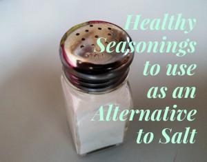 healthy seasonings