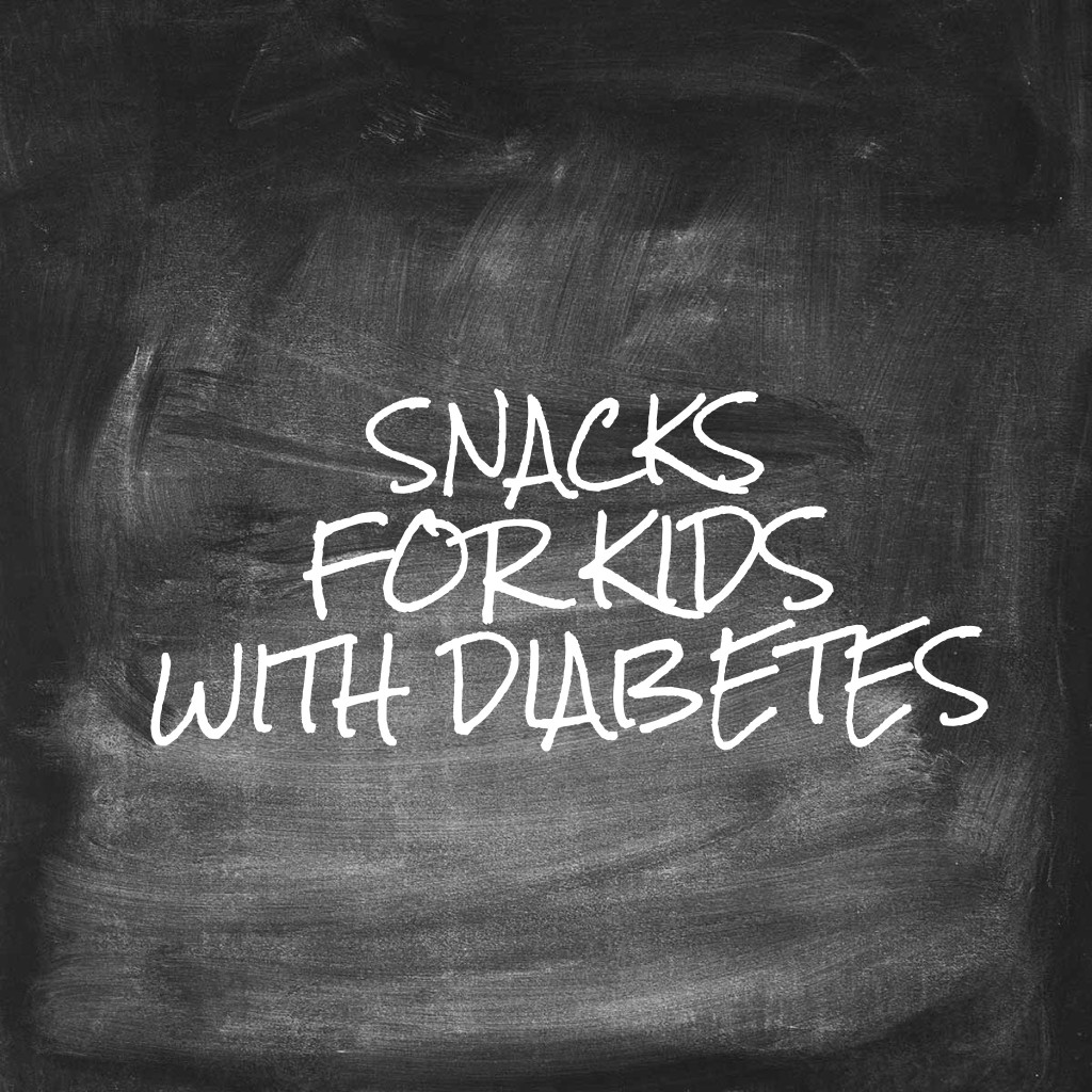 Fun Afternoon Snacks for Kids with Diabetes