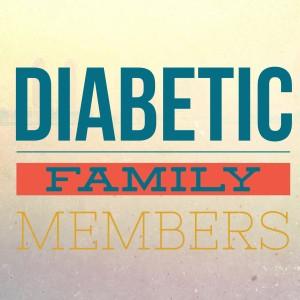 diabetic family members