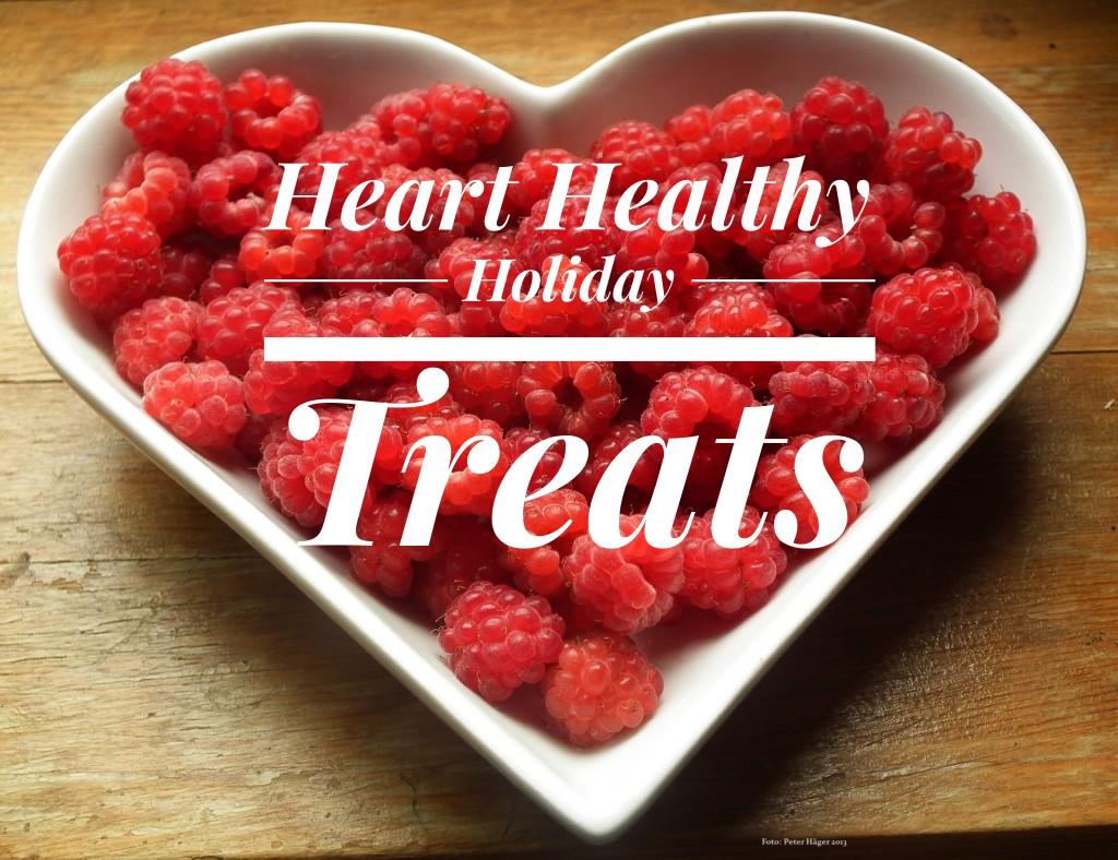 Edible Holiday Gifts with Heart Healthy Ingredients