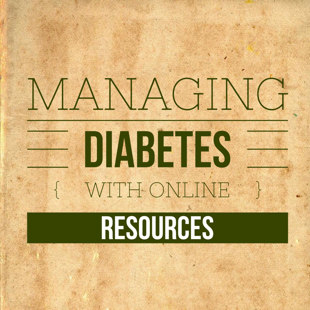 Online Resources for People Managing Their Diabetes