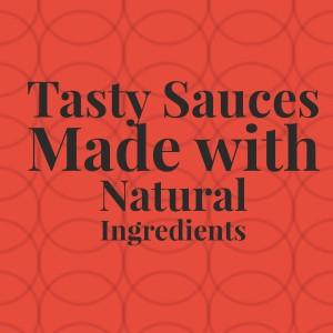tasty healthy sauces