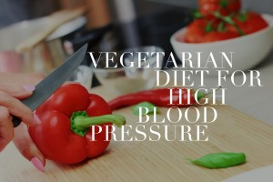 vegetarian diet for high blood pressure