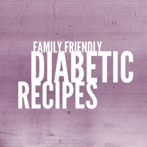 diabetic family meals