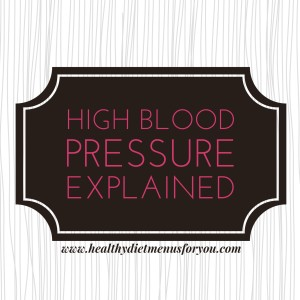blood pressure explained