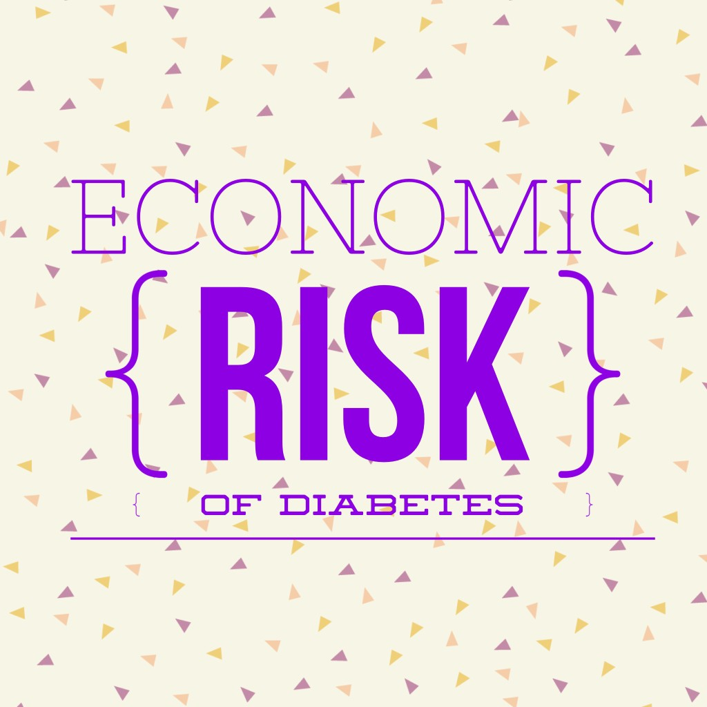 The Economic Risk of Diabetes