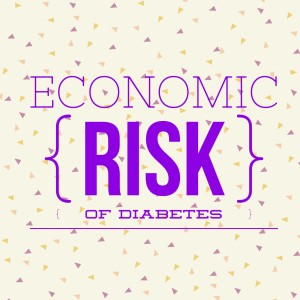 economic risk of diabetes
