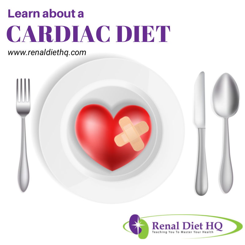 Learn about a Cardiac Diet